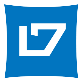 Last 7 Studios Web Design Logo